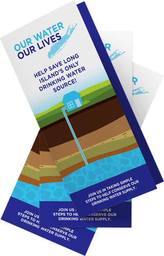 Our Water Our Lives brochure